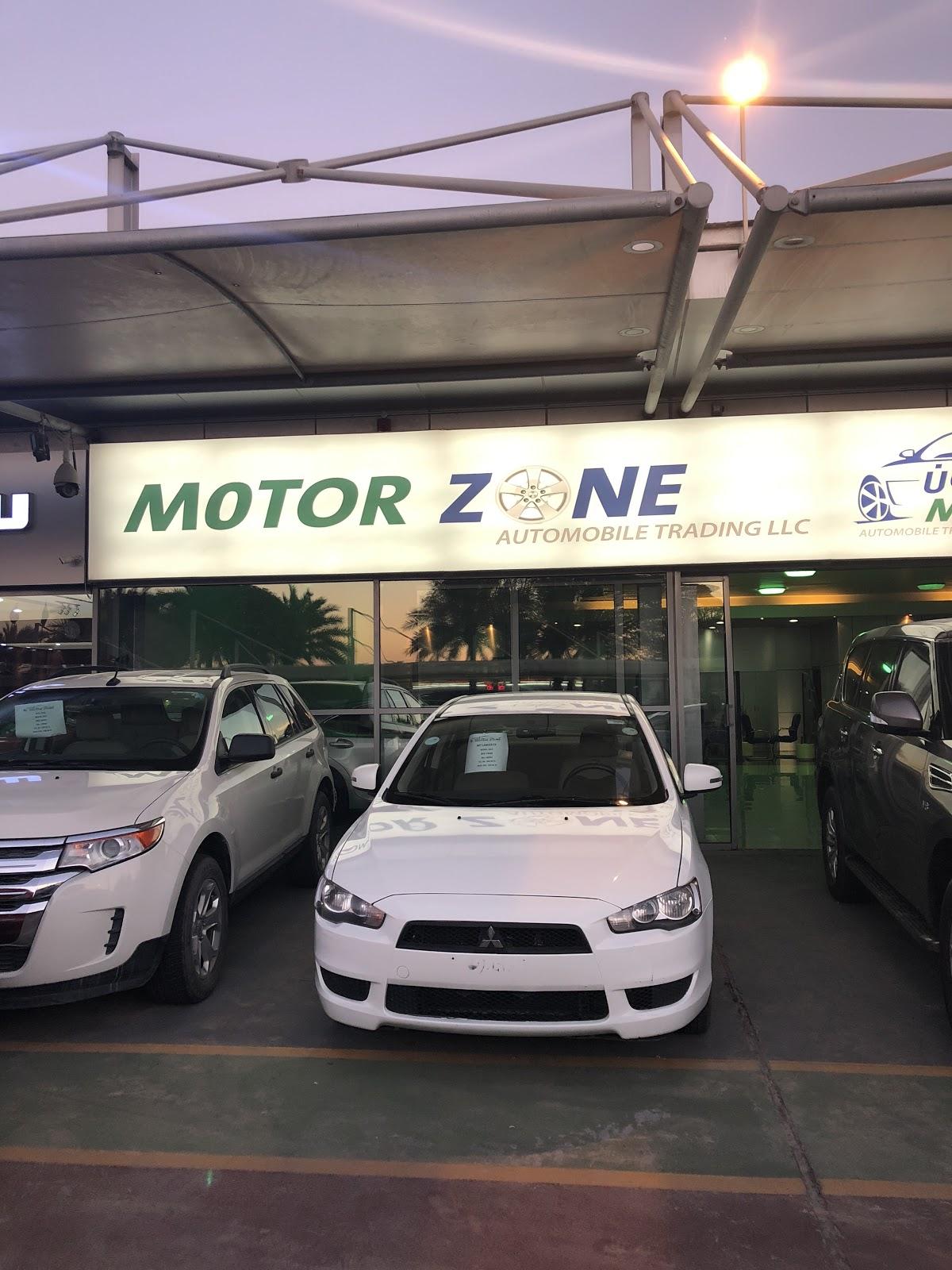 Motorzone Automobiles Trading LLC