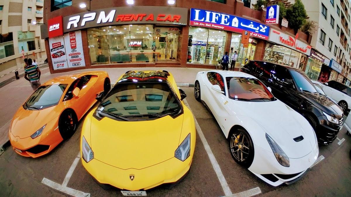RPM Luxury Car Rental LLLC