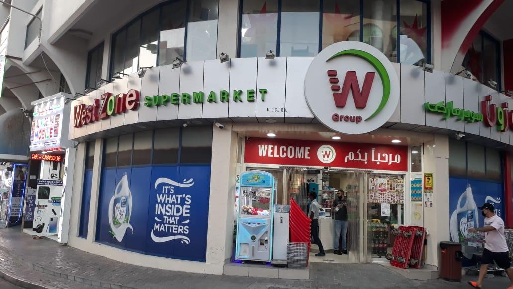 New West Zone Supermarket – Union