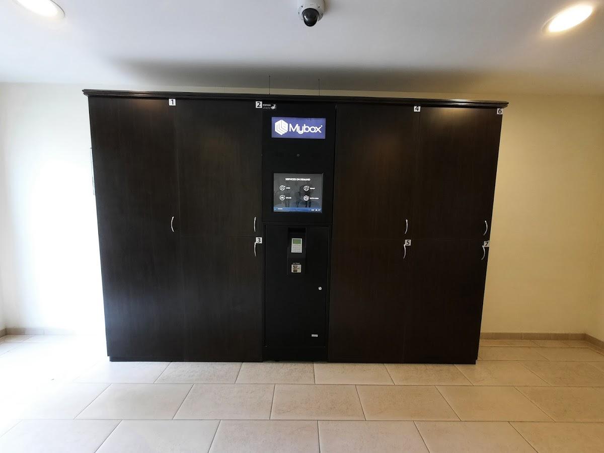 Mybox Smart Locker (The Residences Tower