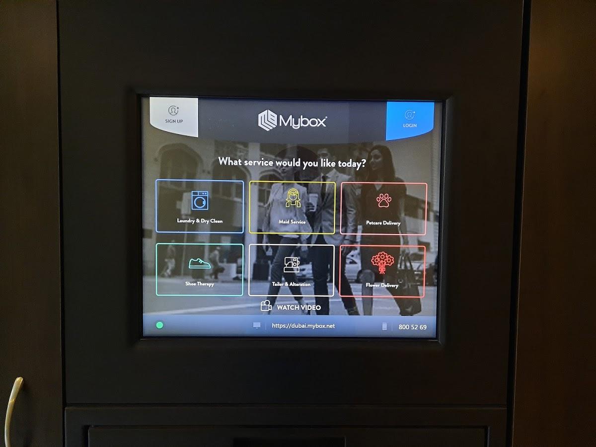 Mybox Smart Locker (The Residences Tower 1)